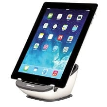 Fellowes I-Spire Tablet SuctionStand подставка для планшета
